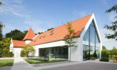 Modern kantoor in oud klooster - Malle