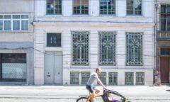 Herenhuis als kantoorplek - Antwerpen