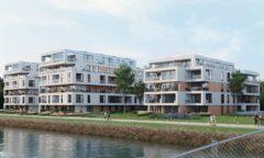 Groen residentieel woonproject - Diest